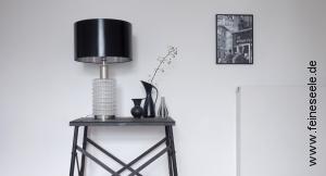 minimalistisch wohnen stillleben