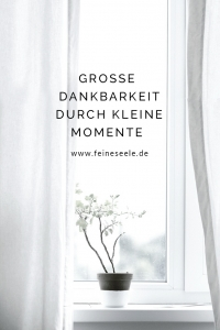 Dankbarkeit, Stefanie Adam, www.feineseele.de