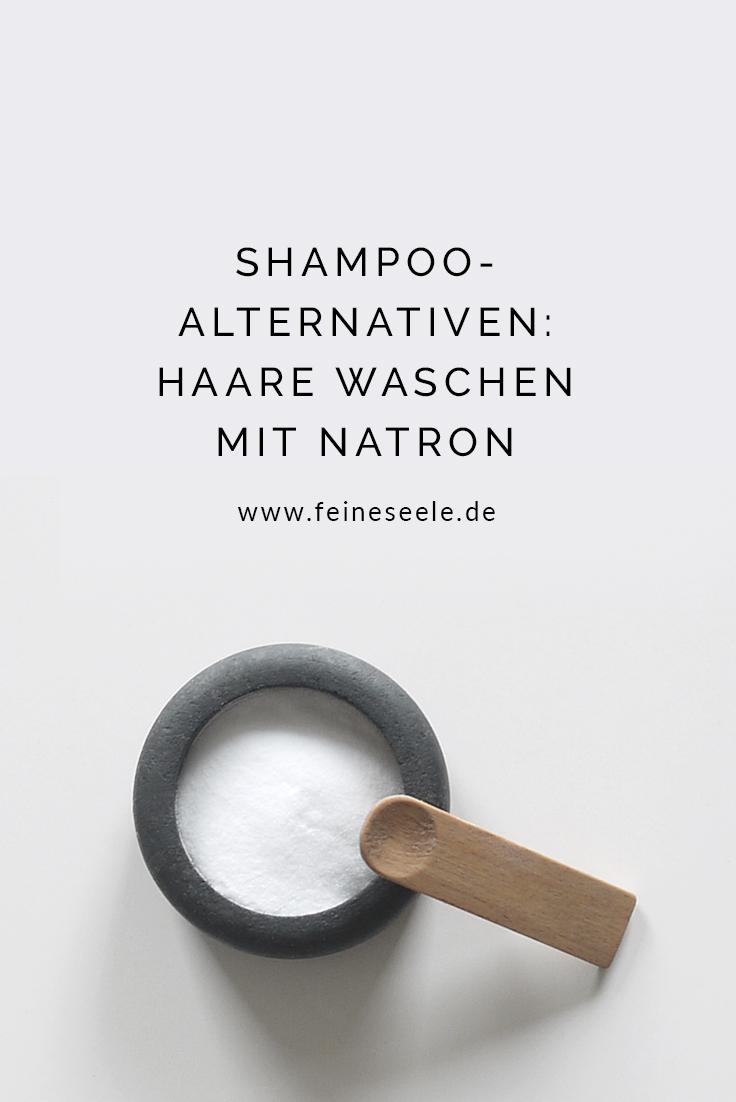 Haare waschen mit Natron, Stefanie Adam, www.feineseele.de