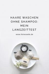 Haare waschen ohne Shampoo, Stefanie Adam, www.feineseele.de