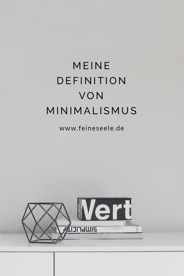 Minimalismus, Stefanie Adam, www.feineseele.de