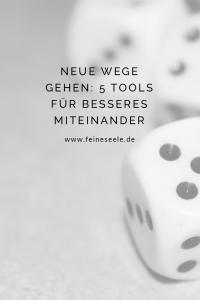 Neue Wege gehen, Stefanie Adam, www.feineseele.de