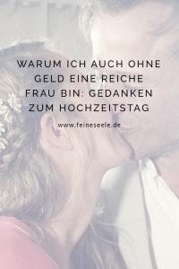 Reich ohne Geld, Stefanie Adam, www.feineseele.de