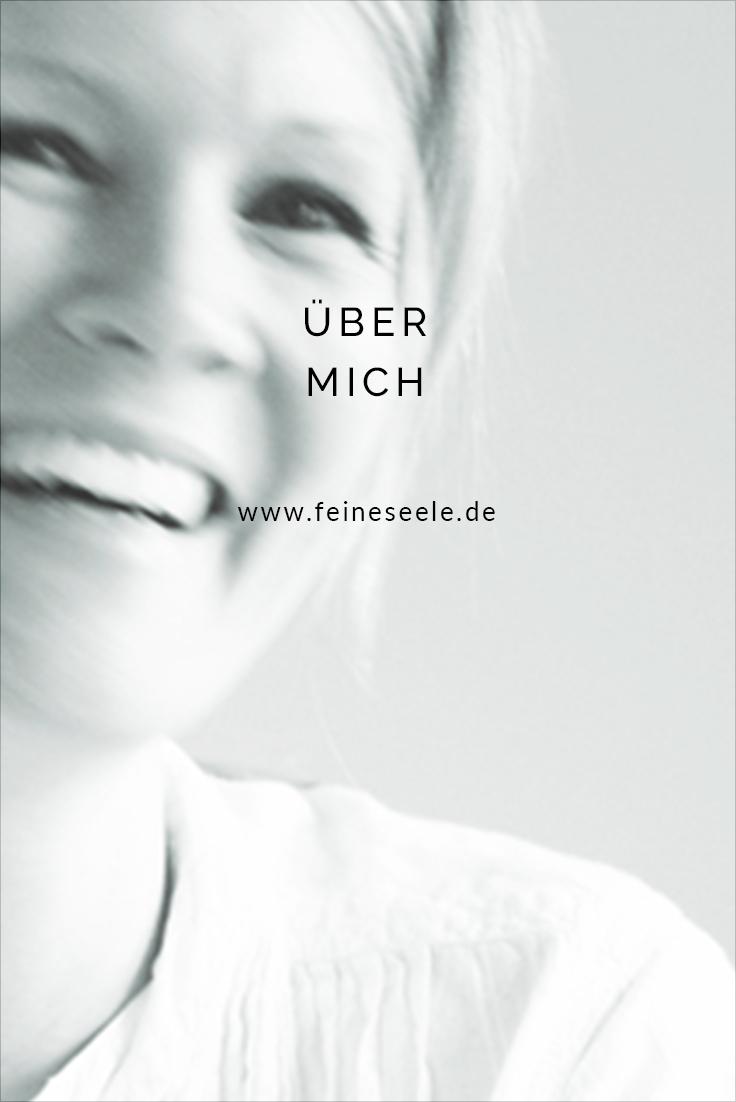 Über mich // Stefanie Adam, www.feineseele.de