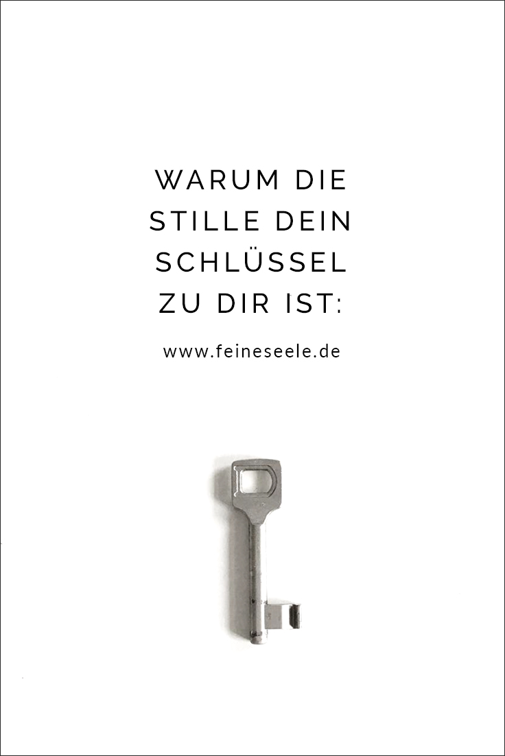 Stille // Stefanie Adam, www.feineseele.de